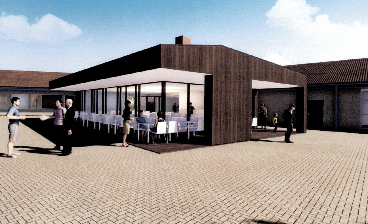 Baerenthal-Neubau-Cafeteria