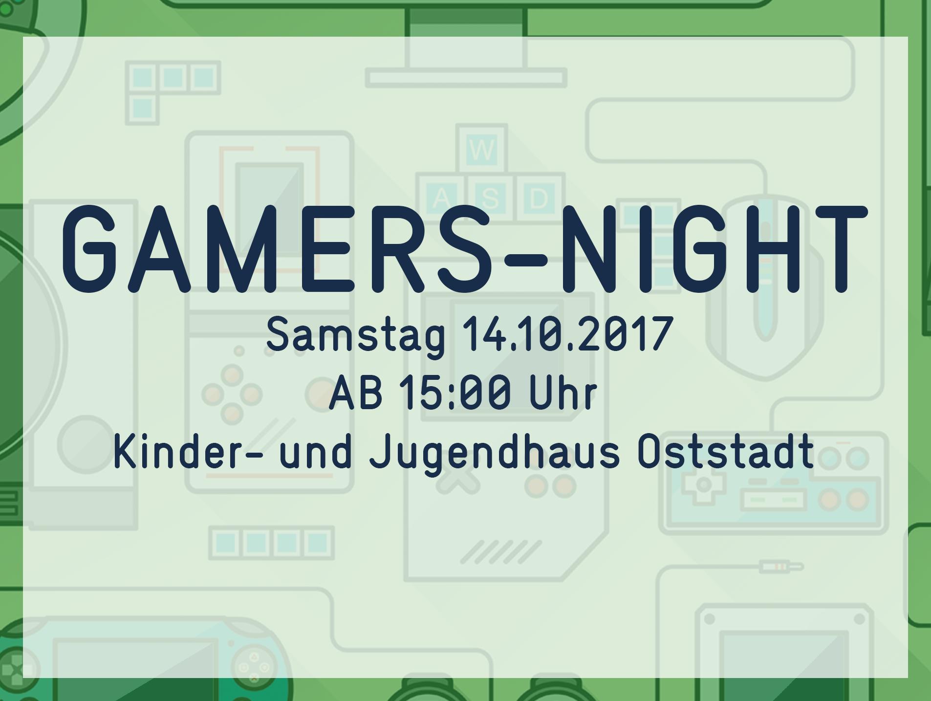 Gamers Night