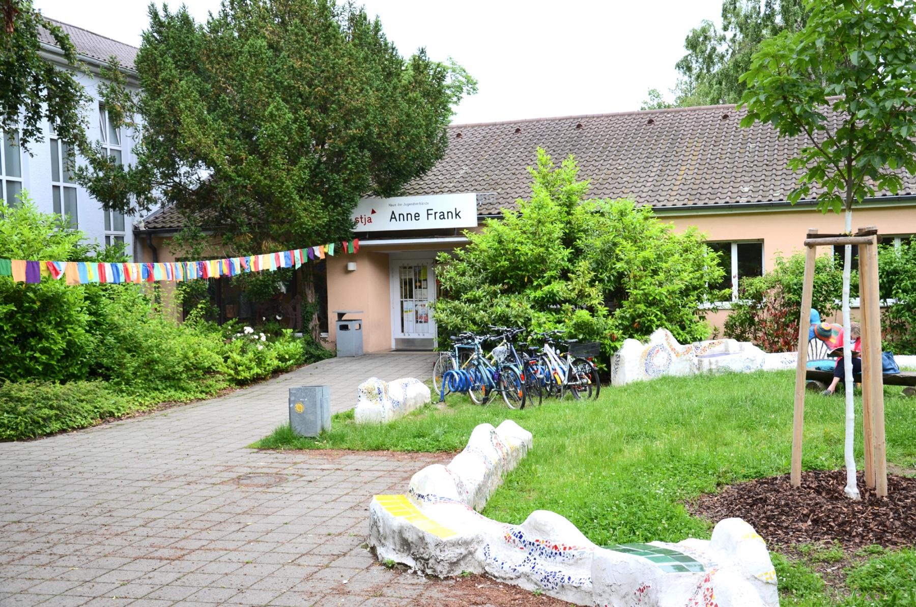 Haus der Jugendverbände Anne Frank