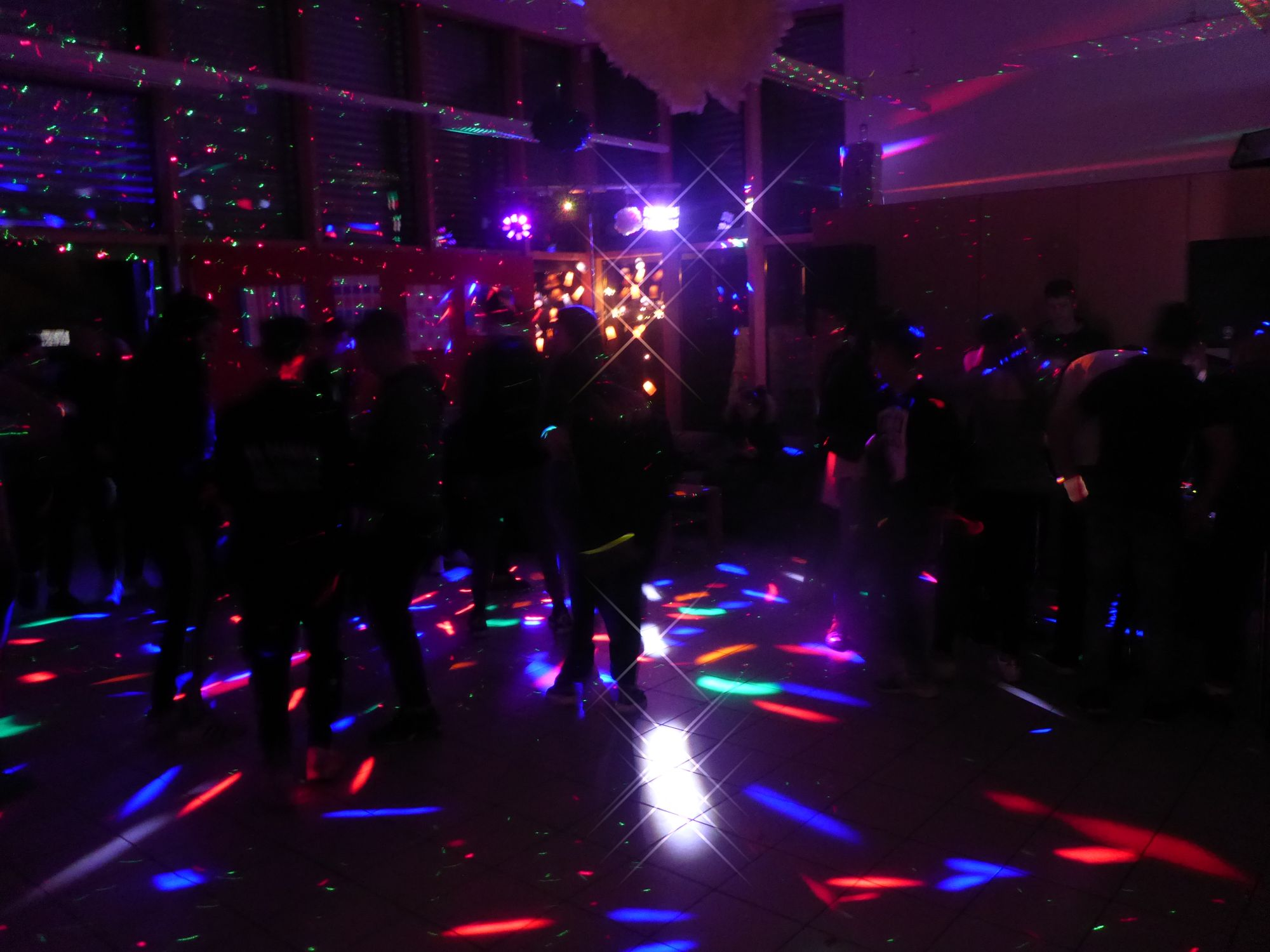 Veranstaltung Jugend-Disco 01