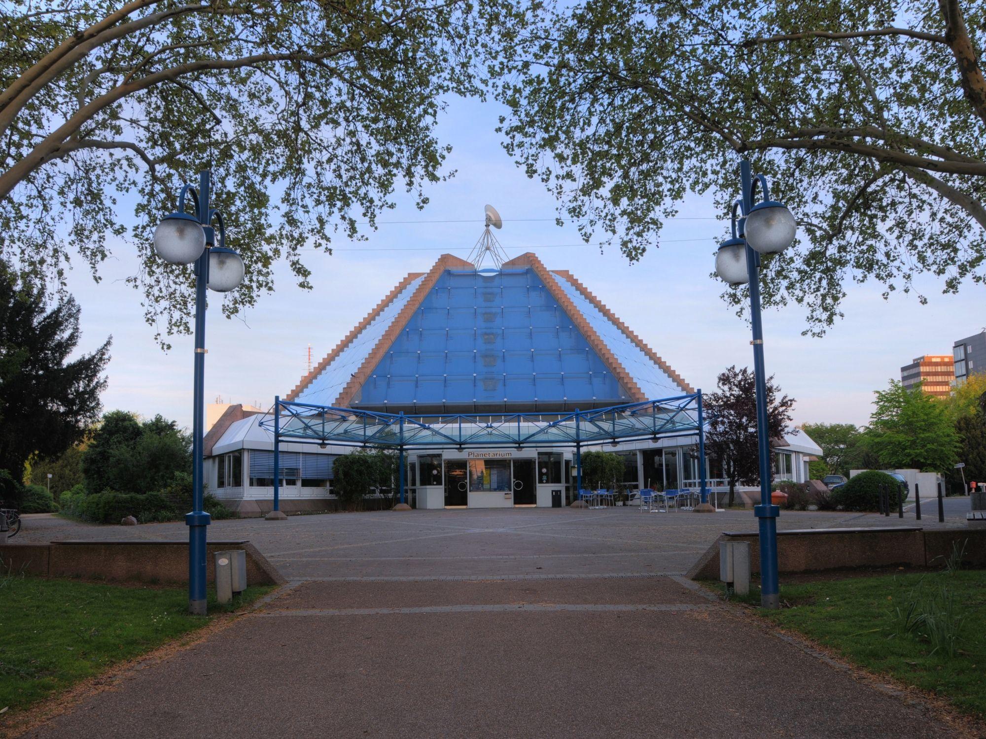 Allgemein Ferien Sommerferienwoche Planetarium 01