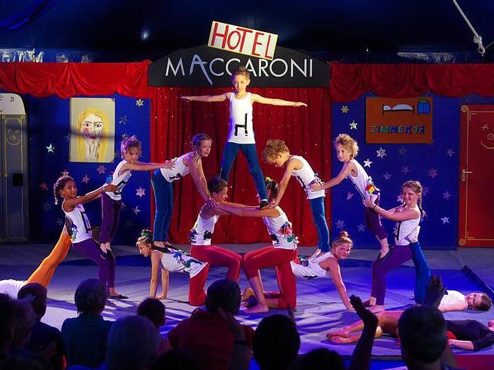 Kinder Kurs Zirkus 01