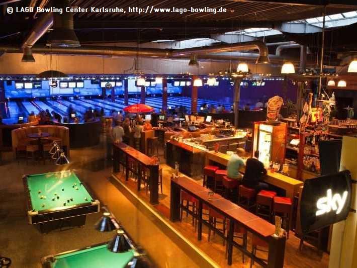 Jugend Ausflug Bowling 3