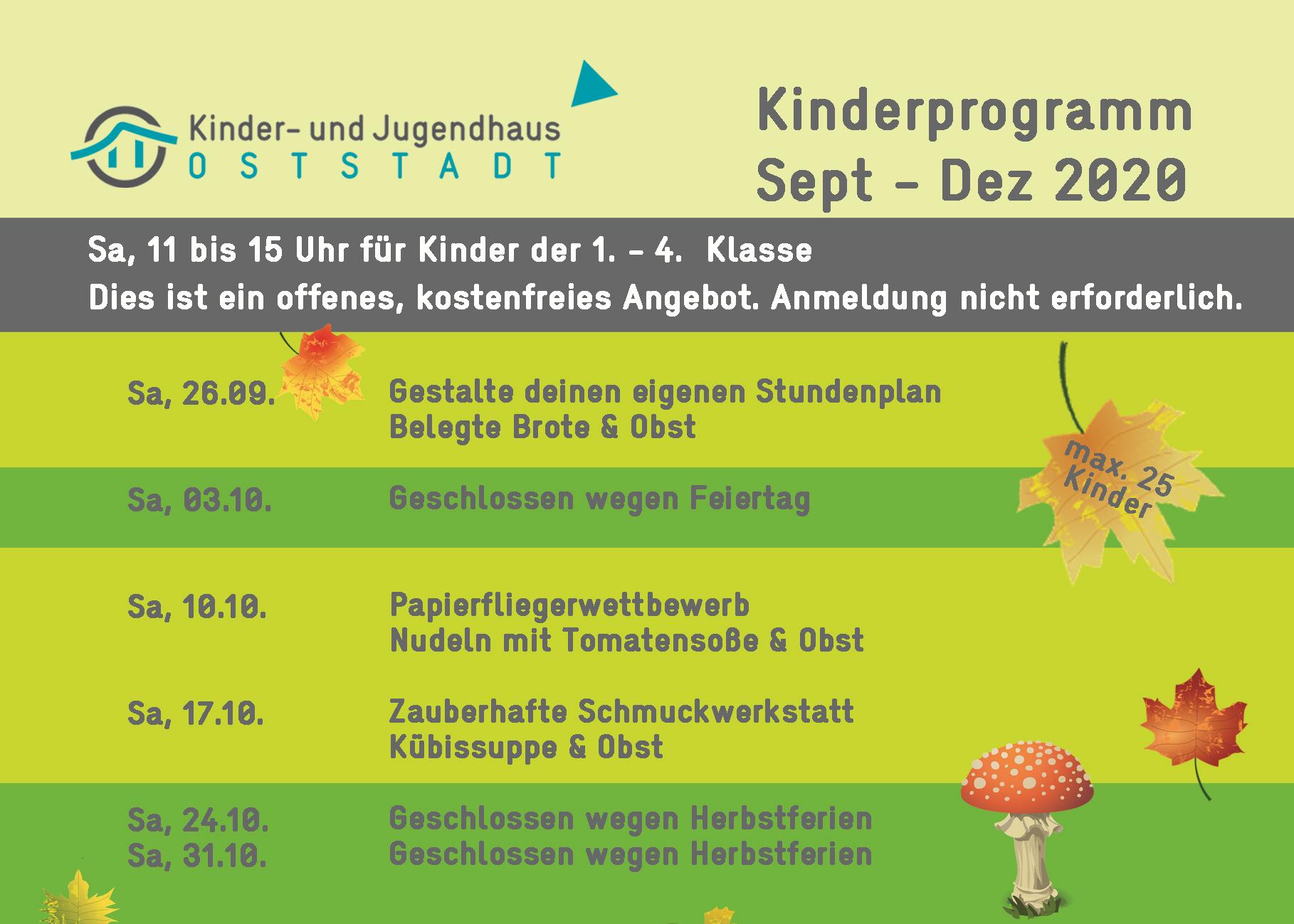 Kinderprogramm Sept-Dez 2020 Ost innen Kopie