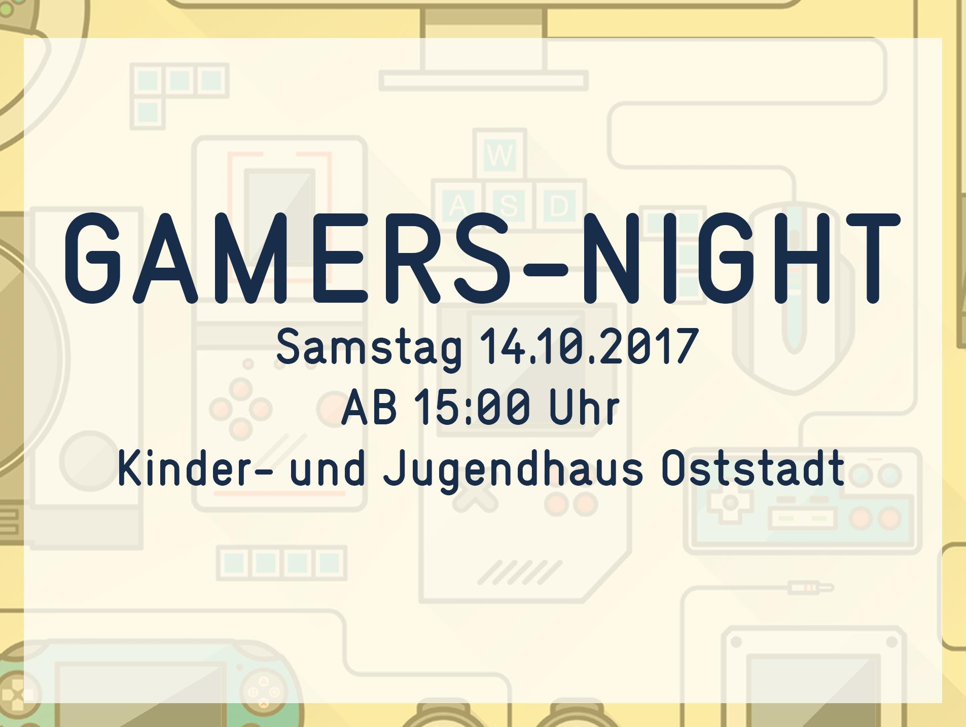 Gamers-night