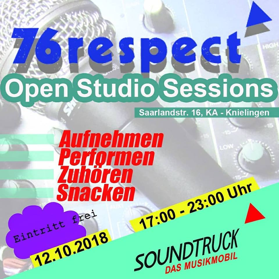 Open Studio Sessions