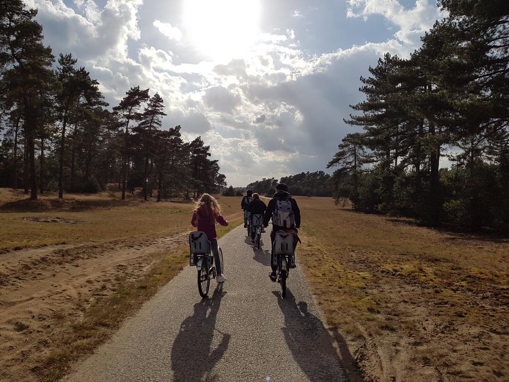 Radtour Hoge Veluwe